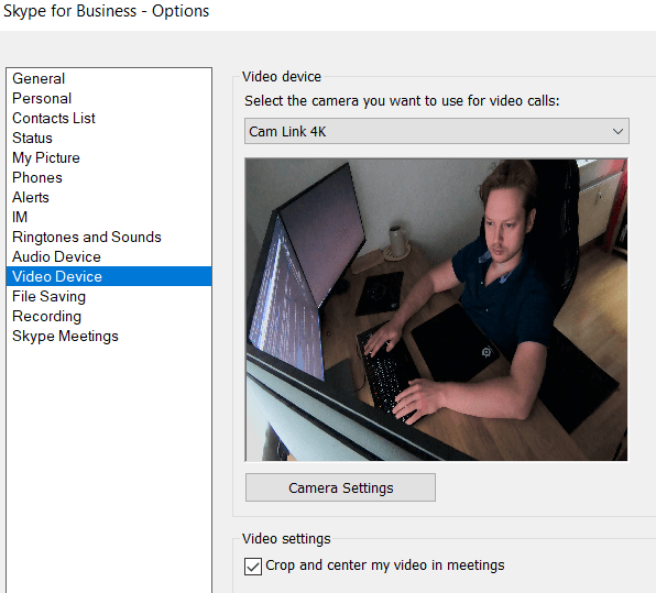Use a GoPro Hero as Webcam - SchwabenCode com | Benjamin Abt